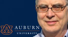 image of Auburn Logo with Avedisian